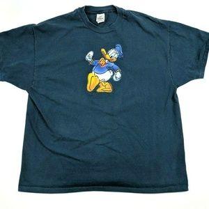 Vintage 90s The Disney Store Donald Duck Tee XXL